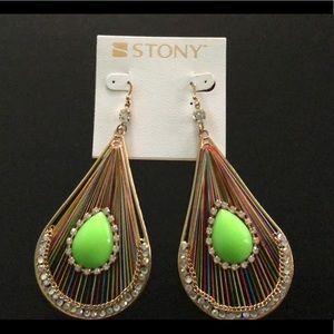 Stony Earrings